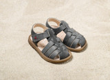 Kids Natural Leather Sandals