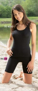 Organic Wool Silk  Women's knee pants  | Engel 701320