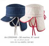 Organic Cotton Summer Hat | PurePure 2903440