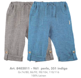 Organic Linen Trousers   PurePure 8402011