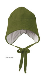 Boiled Wool Hat Color: 581 Olive
