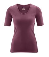 Women's Organic Cotton Short Sleeved Shirt | Living Crafts
