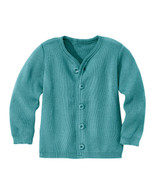 Disana Organic Wool Lightweight Jacket Color: Lagoon