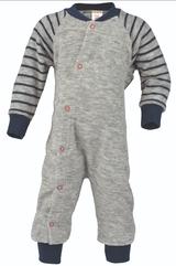 Organic Wool Terry Pajamas
