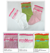 Organic Cotton Baby Socks | Grodo 12827