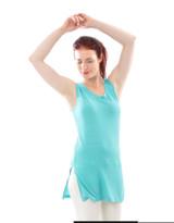 Bourette Silk Women's Long Shirt by Alkena