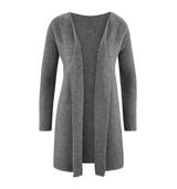 Organic Wool Cotton Cardigan