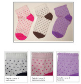 Organic Cotton Kids' Socks