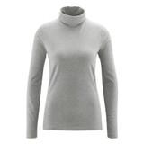 Women's Organic Cotton Turtleneck shirt
