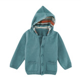 Baby Organic Cotton Jacket