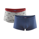 Men's Underwear Color: 727 bicycle/mid blue