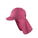 Organic Cotton Summer Hat Color: 20 cassis