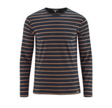 Men's Long-sleeved shirt, Organic Cotton