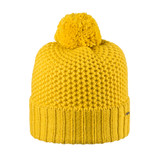 Women Organic Merino Wool Hat Color: 05 Yellow