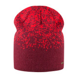 Organic Wool / Cashmere Women's Hat Color: 181 biking red