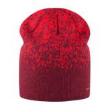 Organic Wool / Cashmere Women's Hat Color: 181 biking red