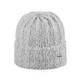 Organic Marino Wool Alpaca Women's Hat Color: 93 silver grey