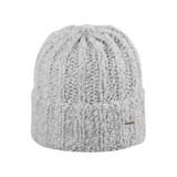 Organic Marino Wool Alpaca Women's Hat Color: 93 silver grey