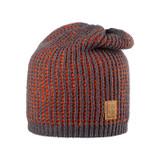 Organic Merino Wool, Cotton, Silk Hat Color: 96-2 slate grey
