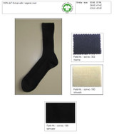 Organic Wool Unisex Socks