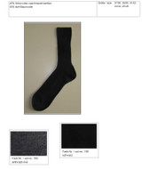 Organic Wool Cotton Unisex Socks