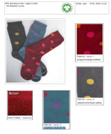 Organic Cotton Woman Socks