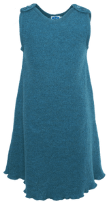 Organic Wool Girls Dress
