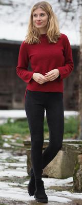 Organic Wool Women Leggings