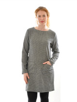 Organic Silk Wool Dress