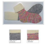 Organic Cotton Wool Kids Socks