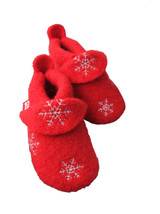 Handmade Wool Indoor Slippers