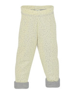 Wool Silk Baby Pants Reversible