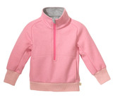 Disana Organic Wool Half-Zip Sweater