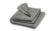 Disana Organic Wool Summer Blanket Color: 120 light grey