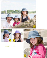 Organic Cotton Sun Hat
