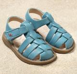 Sandal Fiesta, Leather