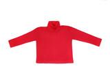 Organic Wool/Silk Turtel neck Long Sleeved Kids Shirt