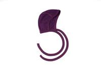 Organic Wool/ Silk Baby Bonnet