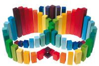 Grimm's Wooden Sticks Block Set