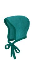 Knitted Melange Bonnet Color: 981 Pacific Lagoon