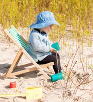 Organic Cotton Sun Hat Color: Jeans