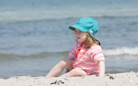 Organic Cotton Sun Hat Color: