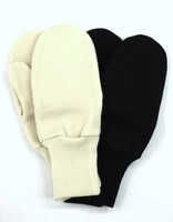Ruskovilla Organic Wool Adult Mittens Lined with Silk