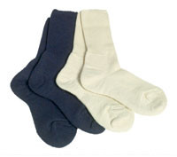 Ruskovilla Organic Merino Wool Socks for Adults