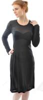 Organic Silk Jersey Nightgown