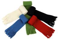 Organc Wool Fleece Chidren's Scarf