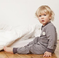 Living Crafts Organic Cotton Shirt and Pants Set for Children 8326