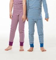 Organic Cotton Kid's Long Underwear Pants