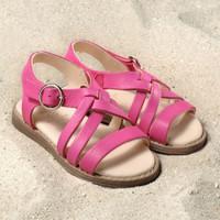 "Natural Leather Children's Sandal   ""Nina"""