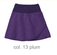 Disana Organic Boiled Wool Children's Skirt